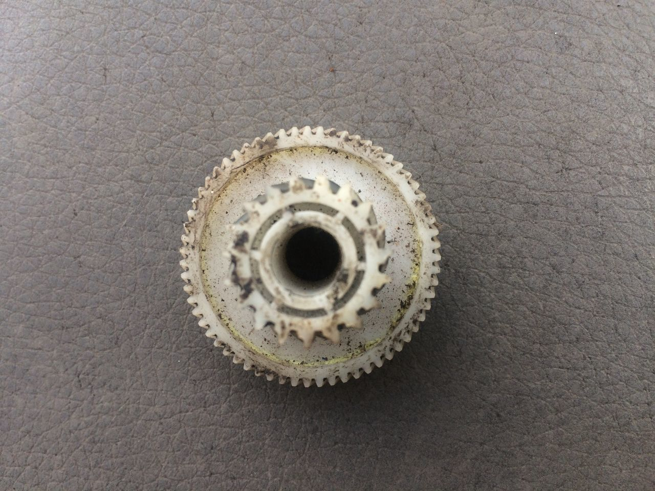 Plastic gear Hole Circle Drain Close-up No People Indoors  Day Gear Plastic