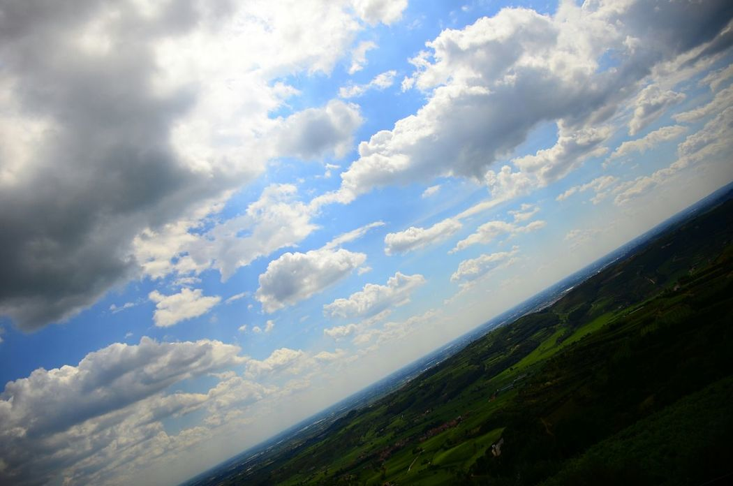 Blue Sky Enjoying Life Semplicity Nature Sky And Clouds Free Open Edit Overedited Beautiful ♥ Landscape_photography