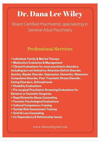 Domestic Abuse Eating Disorders Health Psychiatrist Psychological Therapist