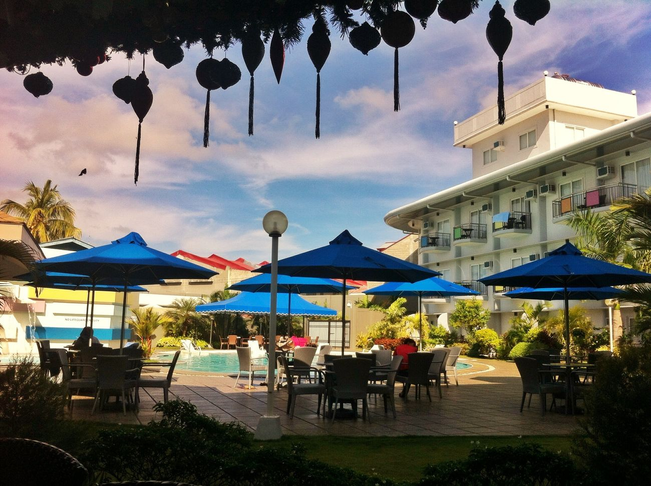 Breakfast at the N Hotel. Eyeem Philippines Eye4photography TheMinimals (less Edit Juxt Photography) Enjoying The View