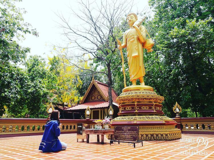 Tree Statue Human Representation Sculpture Religion Gold Colored Day Outdoors Full Length No People Sky I LIKE👍EyeEm😃👍 ๐๐LikhiT๐๐ LikhiT55