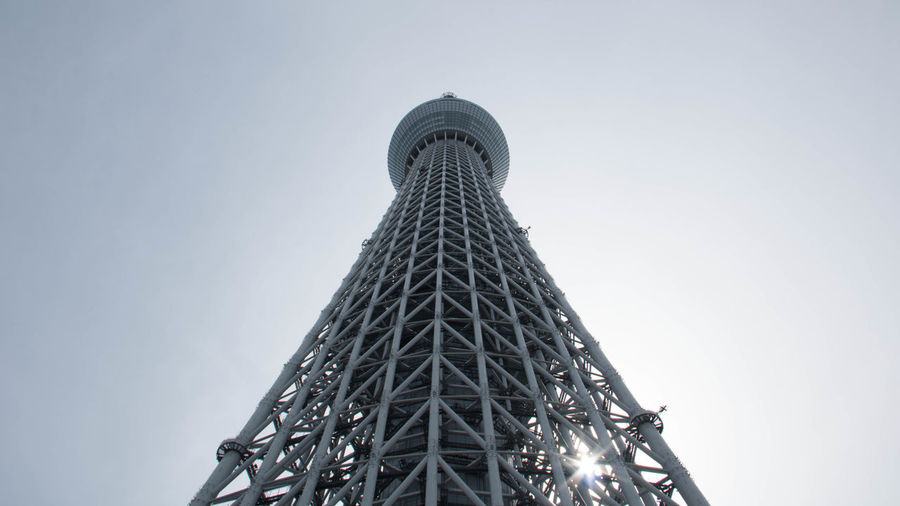 Architecture Built Structure Canon Clear Sky Close-up Day Low Angle View No People Skyscraper Skytree Street Travel Destinations EyeEmNewHere