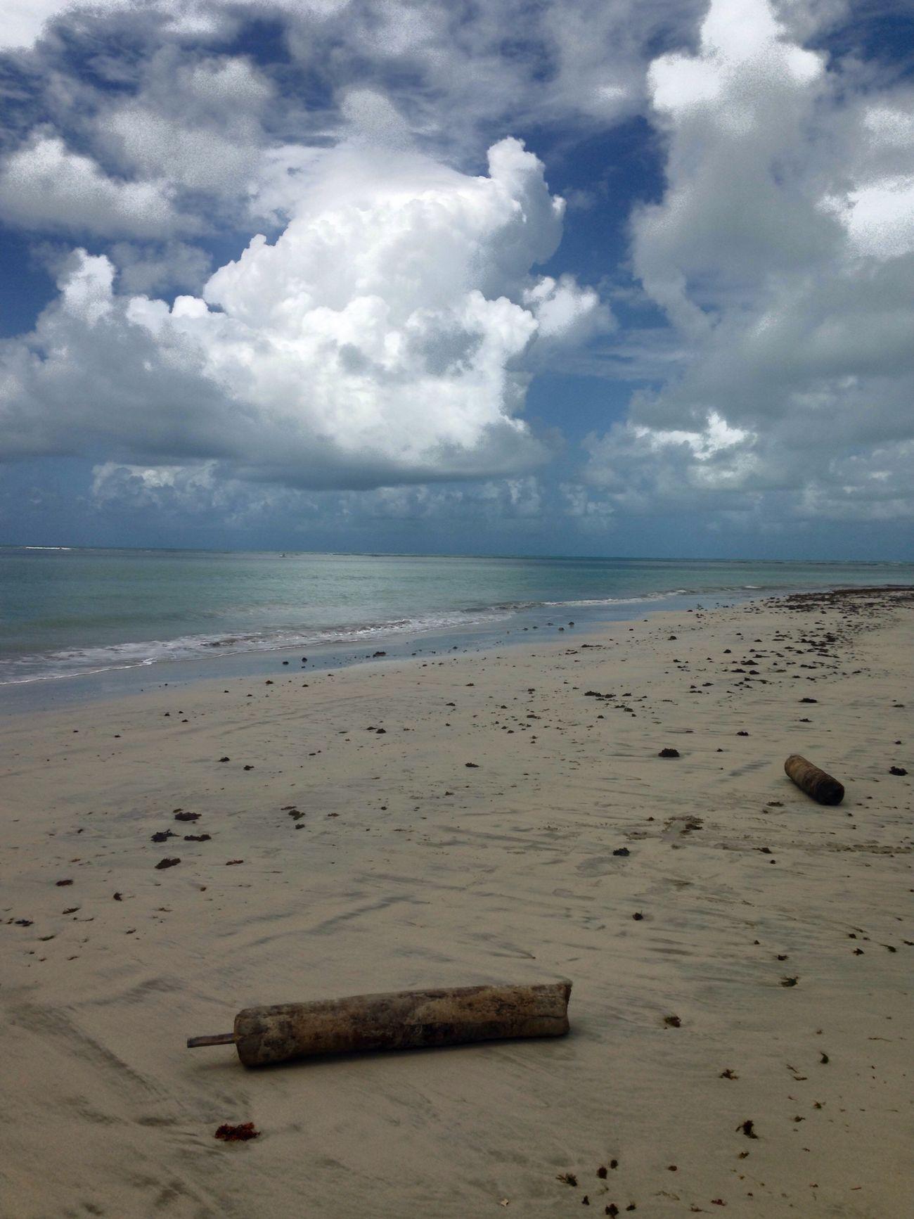 Praia Dos Carneiros Stormy Weather