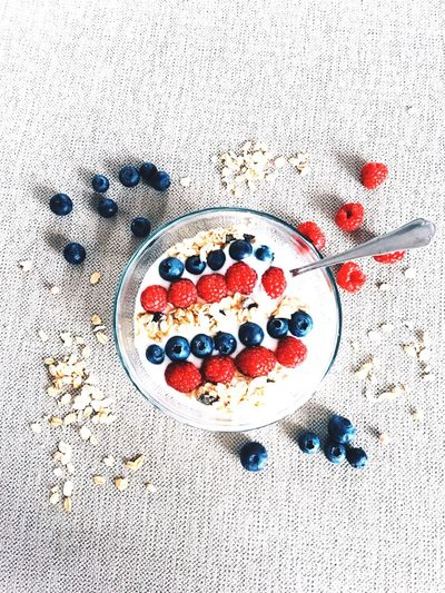 Fruit Healthy Eating Food And Drink Blueberry Freshness Berry Fruit Raspberry