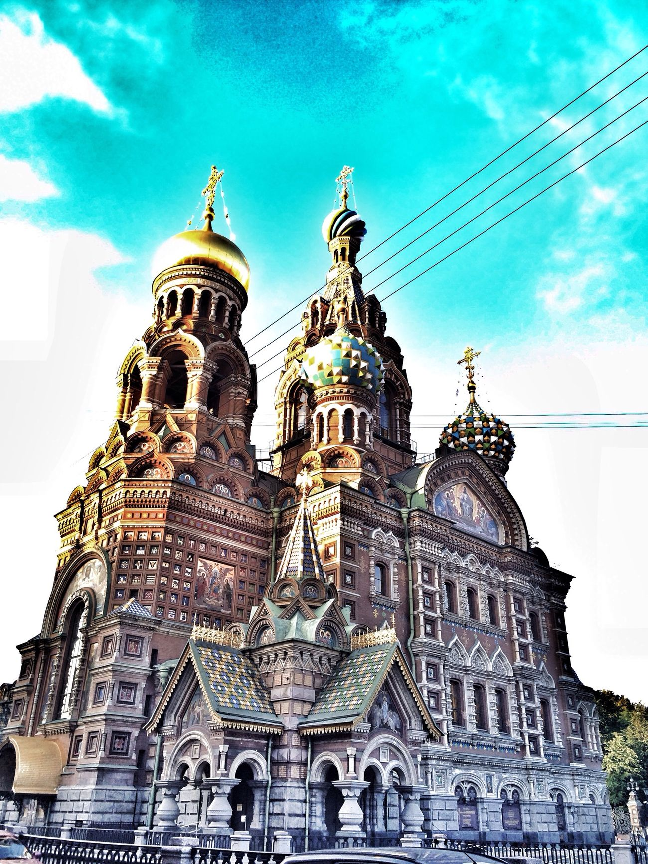Cityscapes shot in st.Petersburg the orthOdox cathedral church... Architectureinrussia Eyemphotolist Capturewithpassion Buildingsandchurches Orthodoxchurch Iosphotography