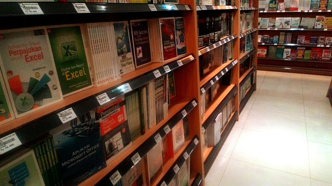 My Daily Life Book Store Store Alone Interior Mobile Photography