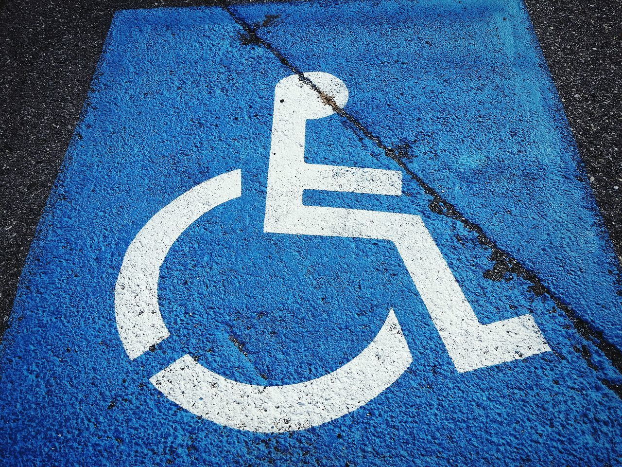 March Theme Circular Pattern Circular Disabled Access Disabled Sign Differing Abilities Wheelchair Transportation Blue Communication Parking Sign Day No People Wheelchair Access Symbol Close-up Outdoors Physical Impairment Disability  Round Circle Circular Shape The EyeEm Collection