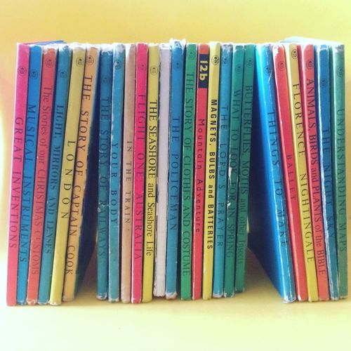 Ladybirdbooks Ladybird Books Ladybird Books Book Children's Children's Books Old Books Old Retro 70's 80's 1970 1970s 1970's 1980 1980s 1980's  Colourful Books Colorful Books Colorful