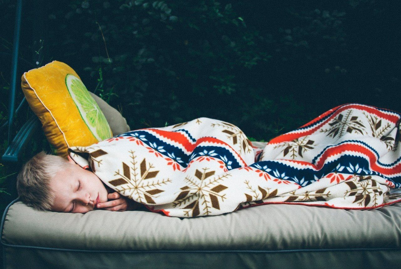 Beautiful stock photos of sleep, Blanket, Boys, Childhood, Children