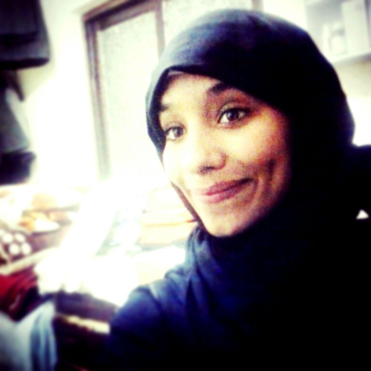 حجاب إسلام Muslimah #proudtobemuslim #selfie #me Selfie Proudly Moroccan