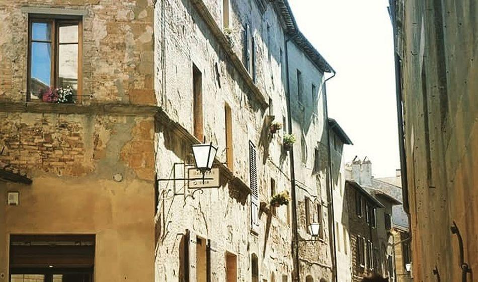 Tourisme Pienza (toscana) Walk