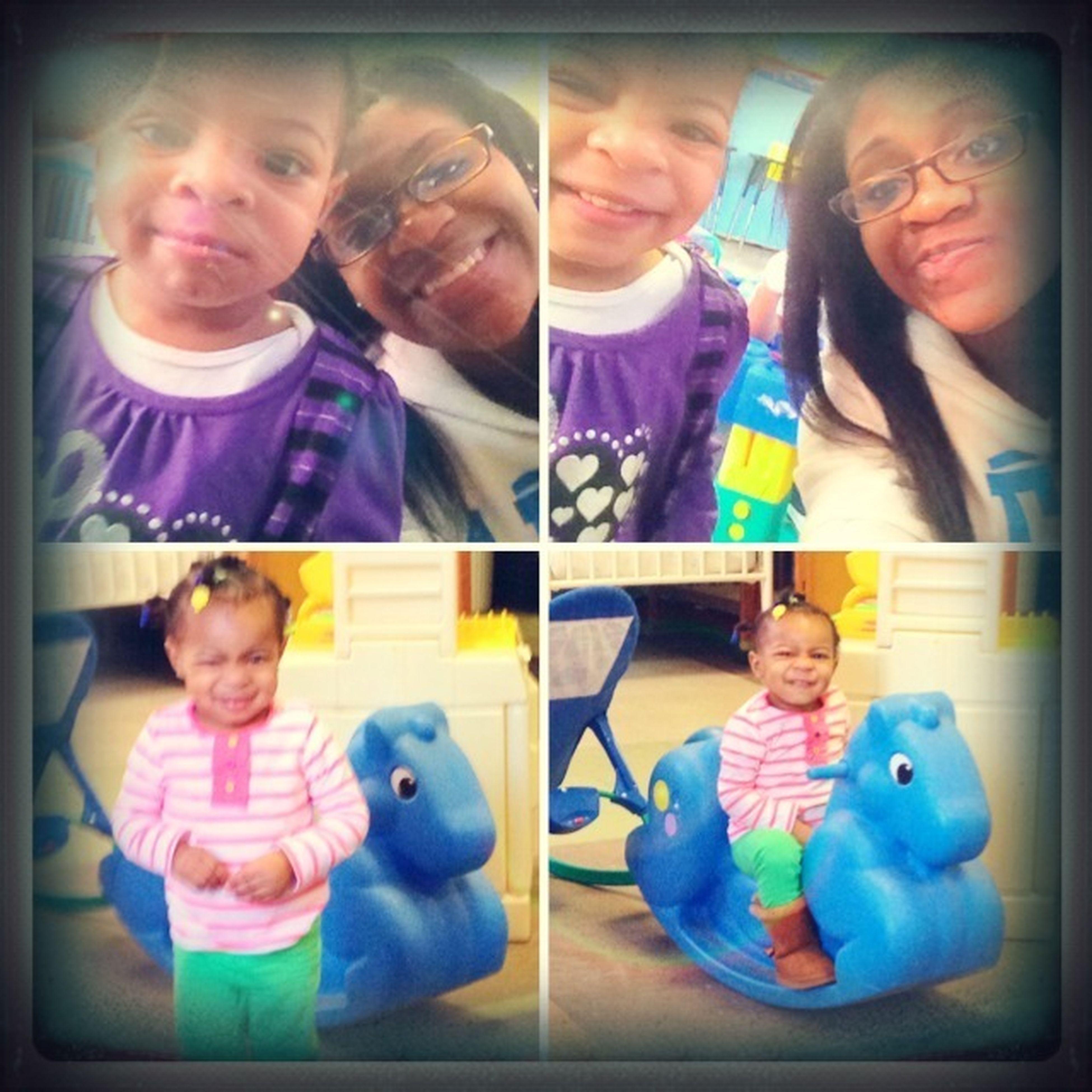 My Little Cousin Skyler An Me ❤