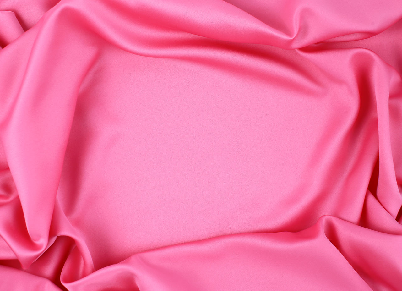 Abstract Backgrounds Close-up Cloth Copyspace Crumpled Design Details Fabric Magenta Material Natural Pattern Pink Satin Saturday Sewing Silk Smooth Soft Softness Textiles Texture
