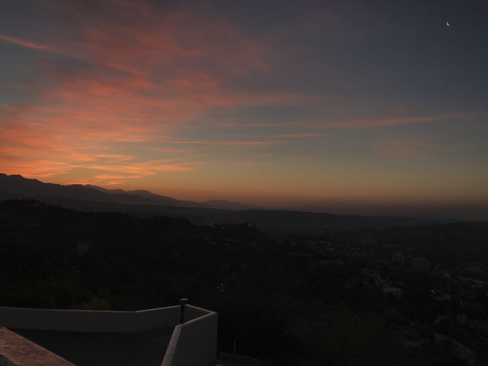 Photography isn't a passion, it's a lifestyle. Sunset Nature No People Sky Beauty In Nature Tranquility Landscape Scenics Outdoors Mountain Architecture Day Losangeles Sunrise Observatory Colors DowntownLA