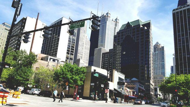 The Street Photographer - 2016 EyeEm Awards Downtown Chicago Viagra Triangle