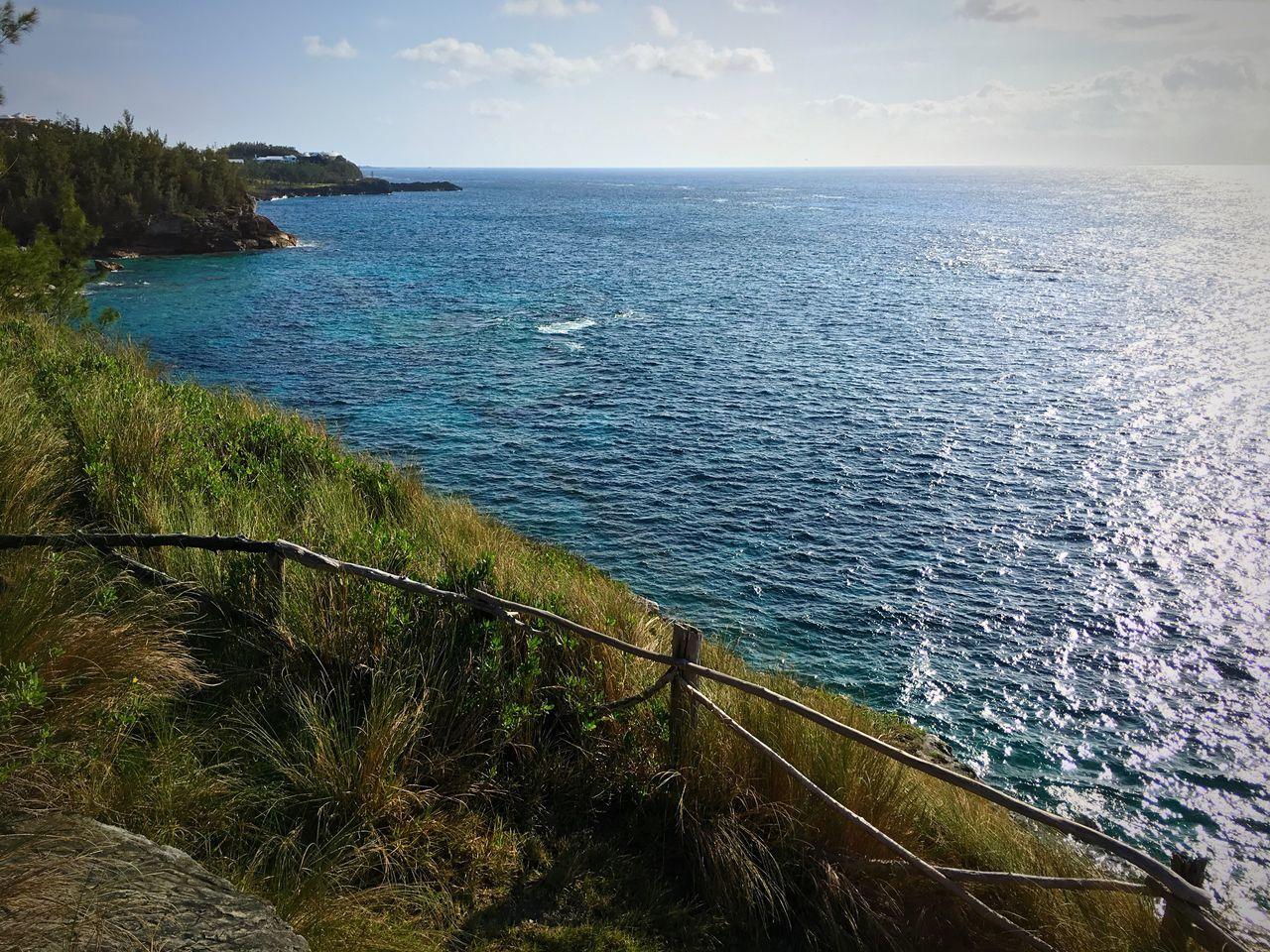 Quiet Place Bermuda Relaxing Perfect Day Paradise Bluewater Islandlife Ocean View Ocean Enjoying Life