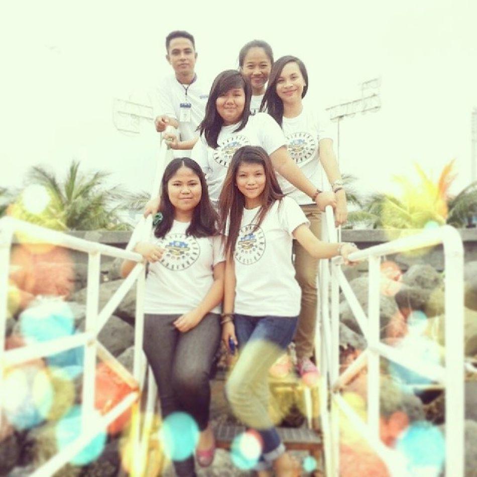 Blessed to have them ♡ Sayang @princessannego wala ka dito:(