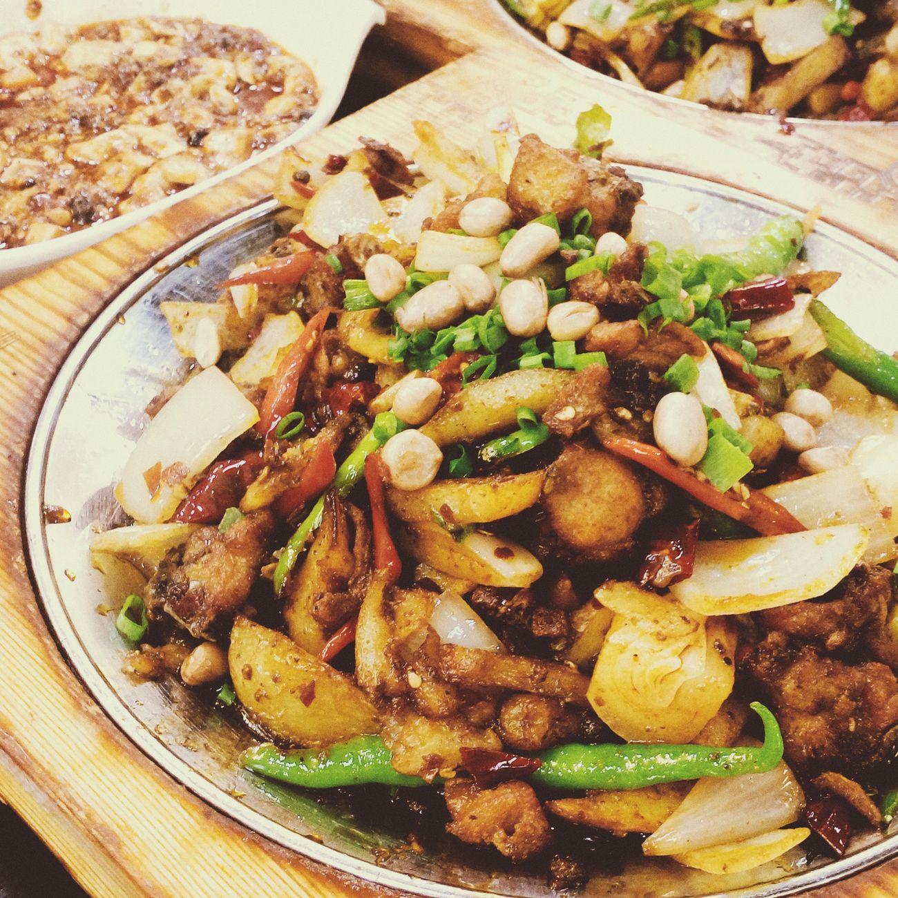 中国 China Chinese Food Sichuan Province Sichuanfood 干锅 Food No People Day Life Chinese Nice Day Happiness Nobody Delicious Nice