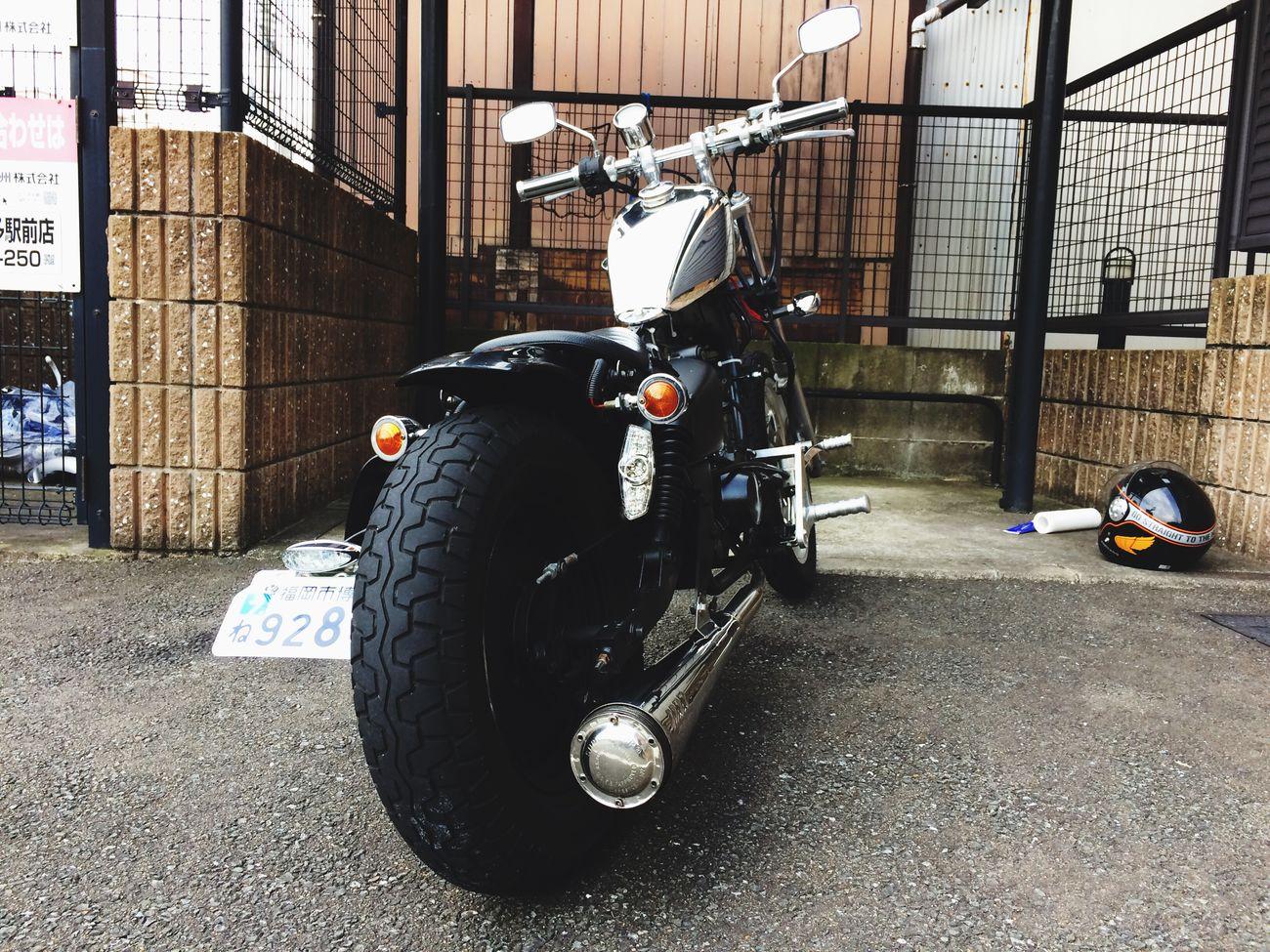 Magna50 マグナ50 Motercycle Moterbike Honda
