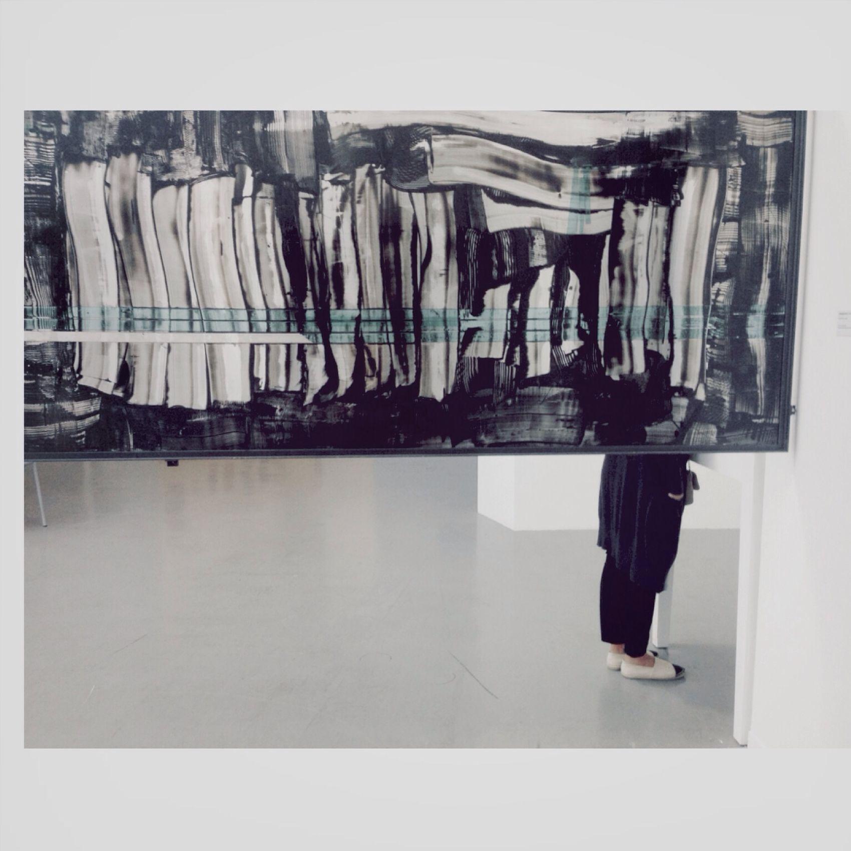 Behdjat Sadr Modern Art IranParis at At Palais De Tokyo — Musée D'Art Moderne