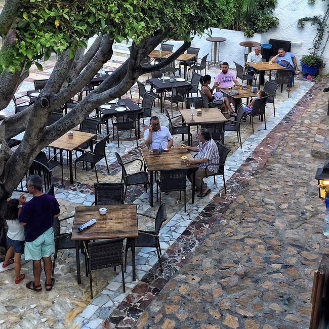 Mojacar Bar Streetphotography Andalucía