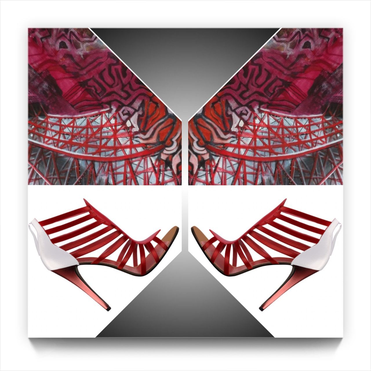 Fashion Photography Fashion Design Fashion Designer  Design Shoe Shoes Day Red Pattern No People