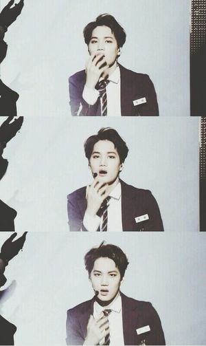 too.much.sexiness. Kai Kpop EXO Kim Jongin cr: owner