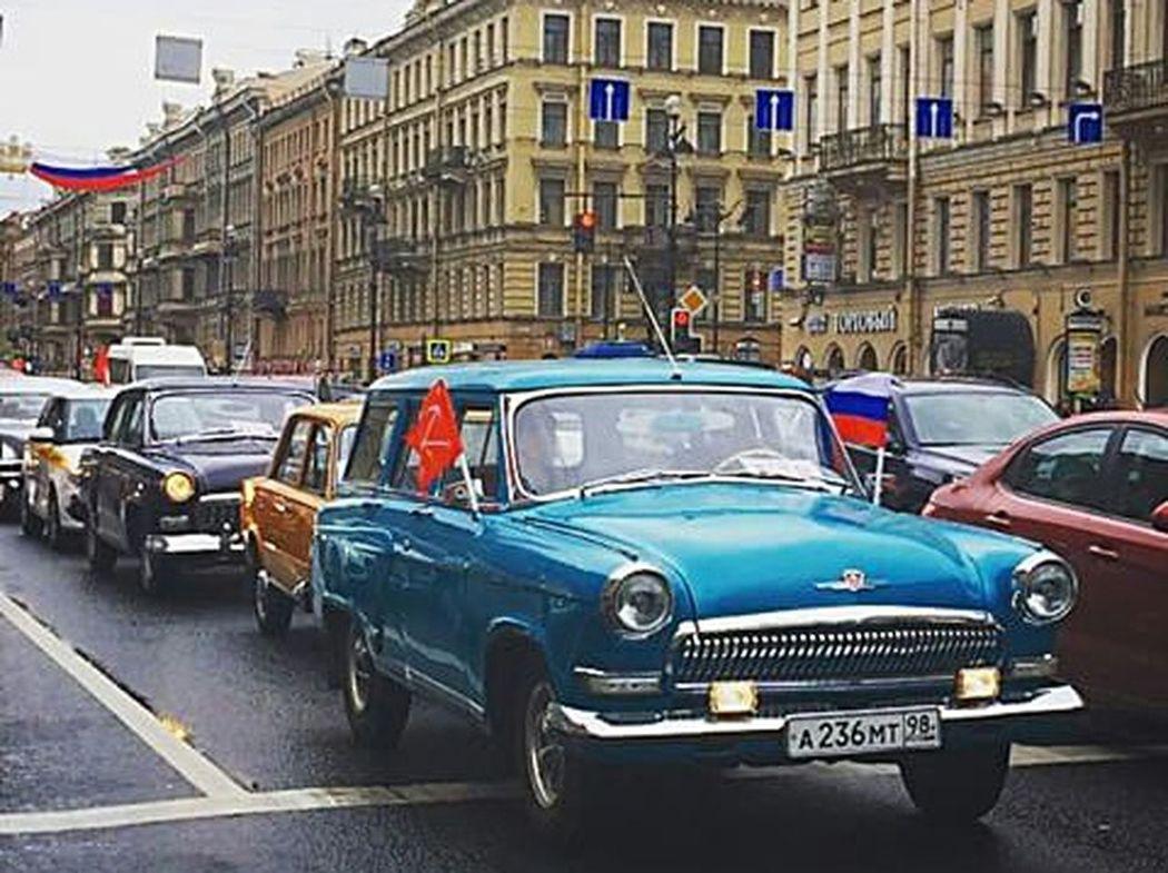 Russia Hello World OpenEdit Follow Me Saint_P Retro Car Retro Car Conceptual Concept Car