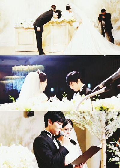 Sungmin Kim Saeun Wedding Love