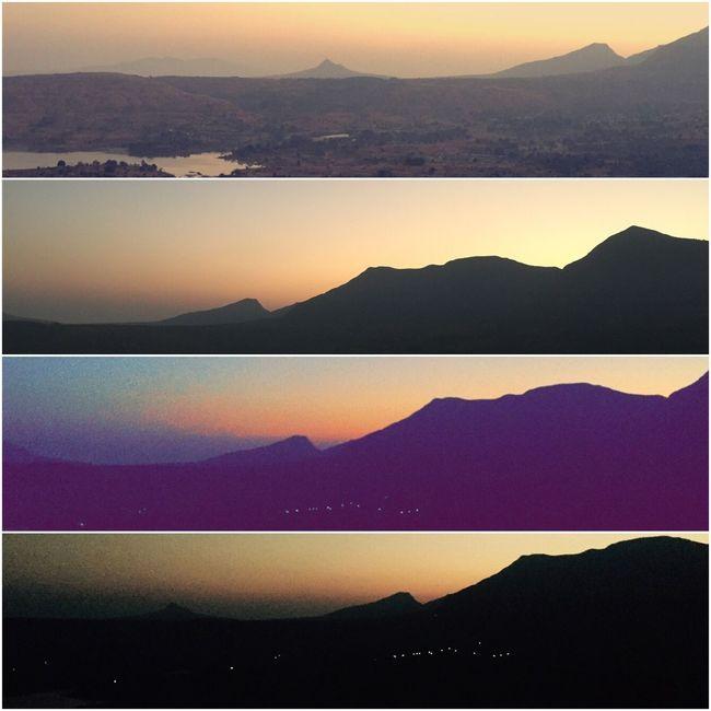 Hello sunrise! ❤️😍 Incredibleindia Sunrise Beautiful View Beautyatitsbest NatureTherapy