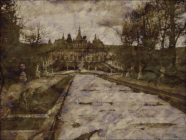 Jardines Palacio De San Ildefonso