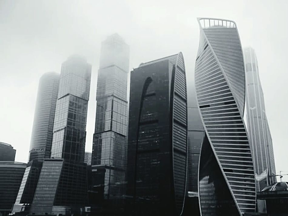 Moscow City Moscow City Москва москвасити Architecture No People Architecture москва-сити Urbanphotography Urban Geometry