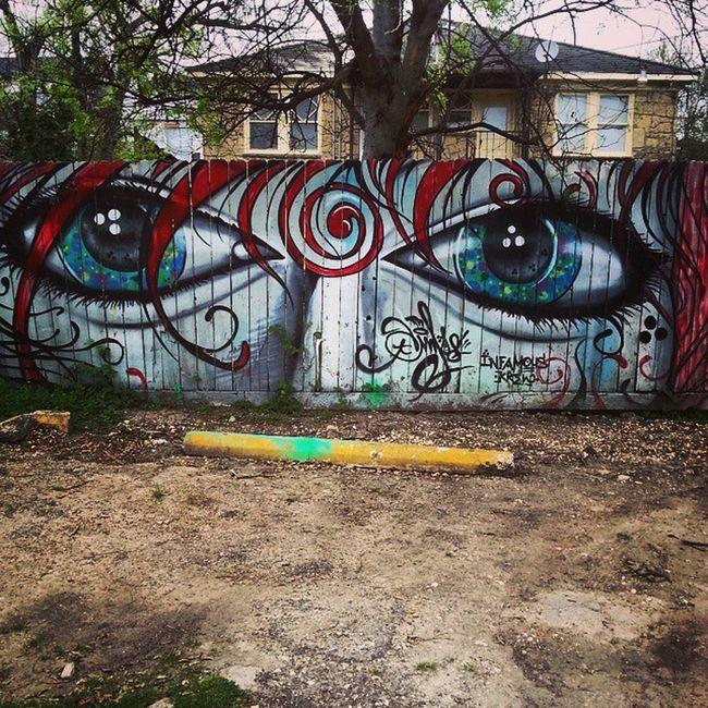CecilsPub Houston Texas Montrose Gayborhood Streetart