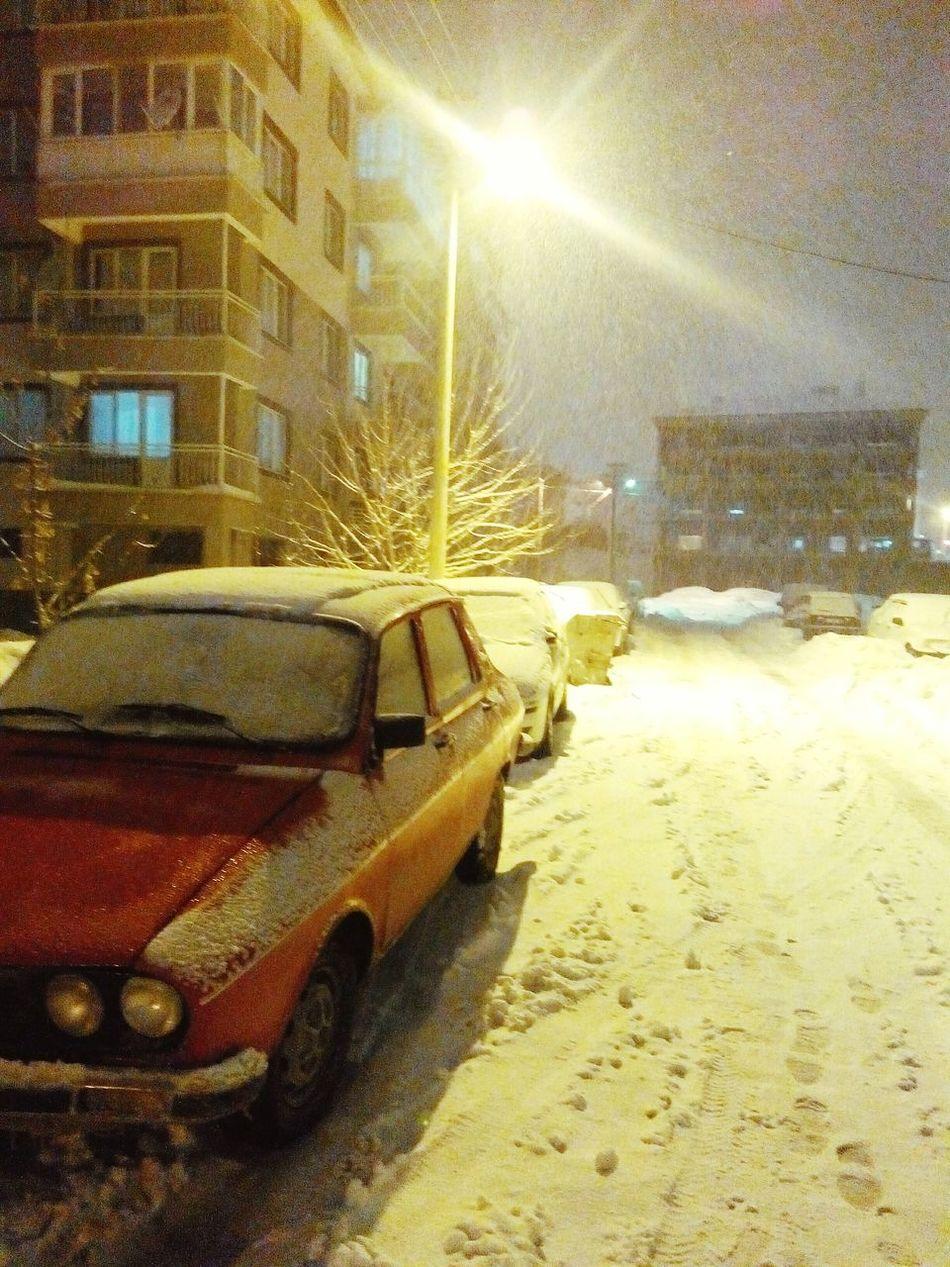 2015 Fırst Snow :) 2015  Fırst Snow Whıte Coler First Eyeem Photo