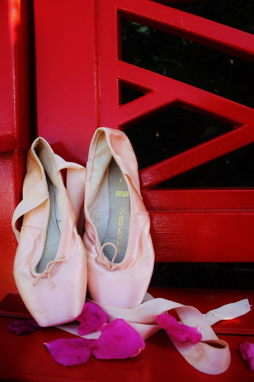 shoe, no people, celebration, indoors, day, flower, close-up