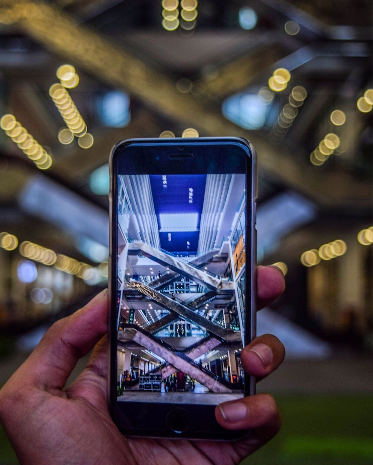 Picture of a picture Wireless Technology Human Hand Technology Portable Information Device Human Body Part Holding Digital Tablet Communication Focus On Foreground Smart Phone Night Close-up Touch Screen One Person People Illuminated Adults Only Indoors  Internet Gambling EyeEmNewHere