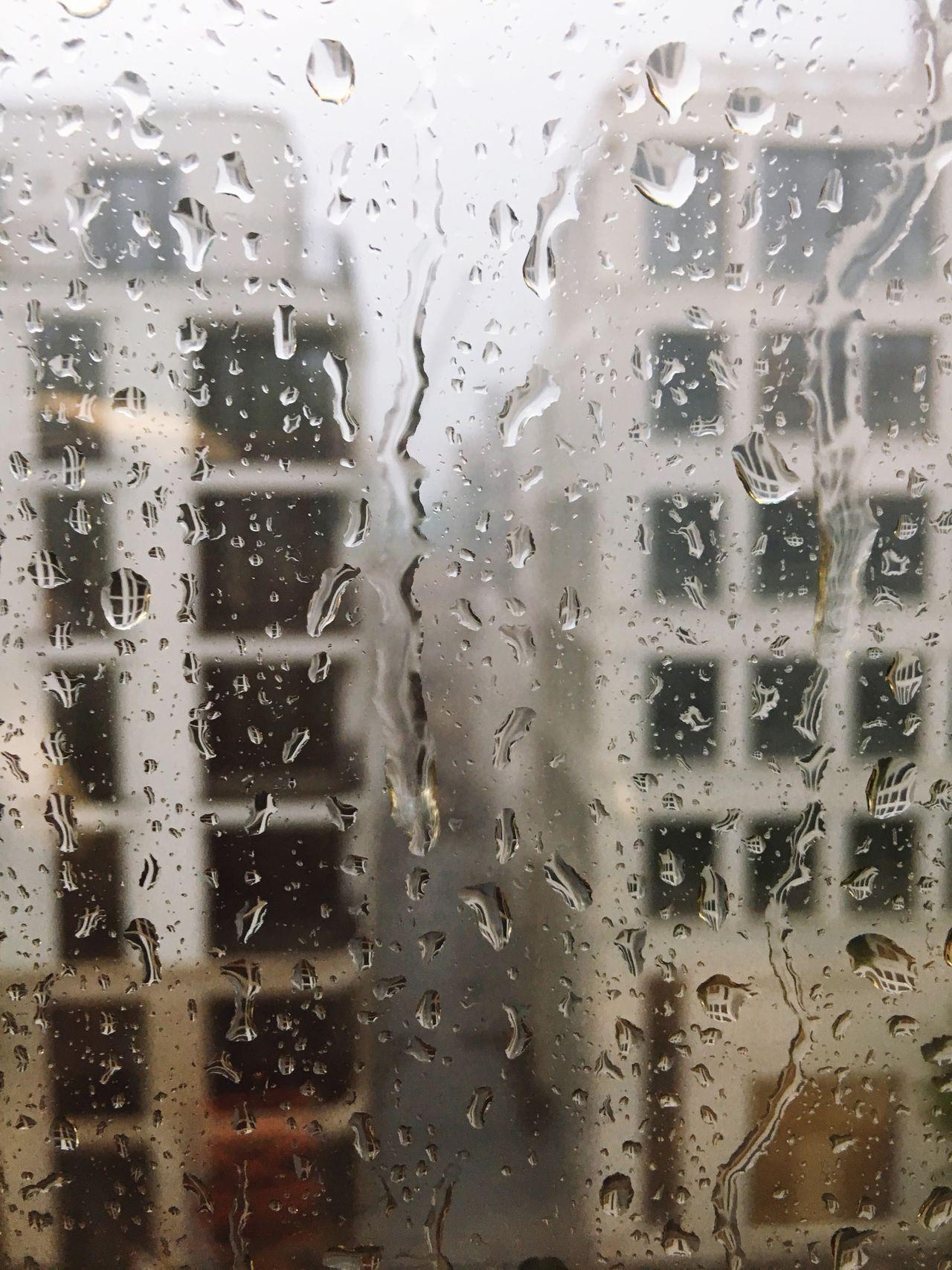 Es regnet, es regnet. Die Erde wird naß … Rain Thunderstorm Berlin Berlin Mitte No People Regen Starkregen Wetter Sommer Abkühlung