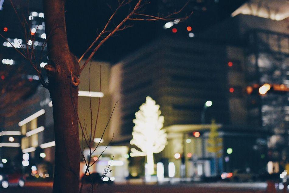 Light Ilumination Nightphotography Night