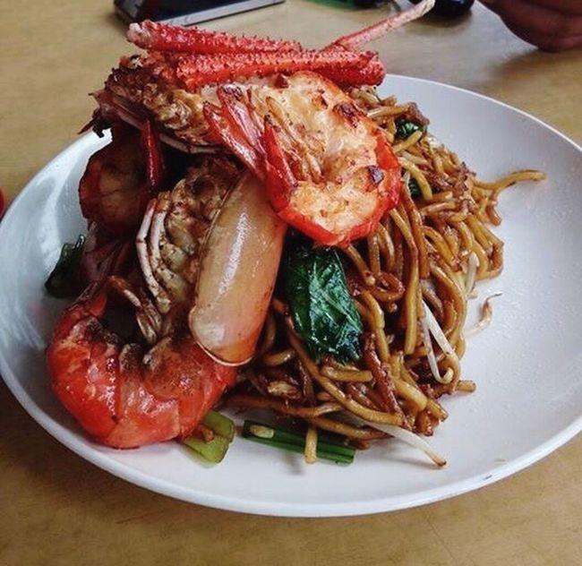 Malaysia Malaysian Food Prawn Noodles
