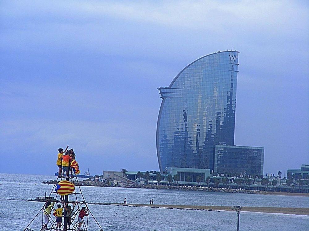 Barcelona, Catalonia 11/Set/2013 FreedomCatalonia2014 Pictures Of Catalonia EyeEm Best Shots Sky_collection