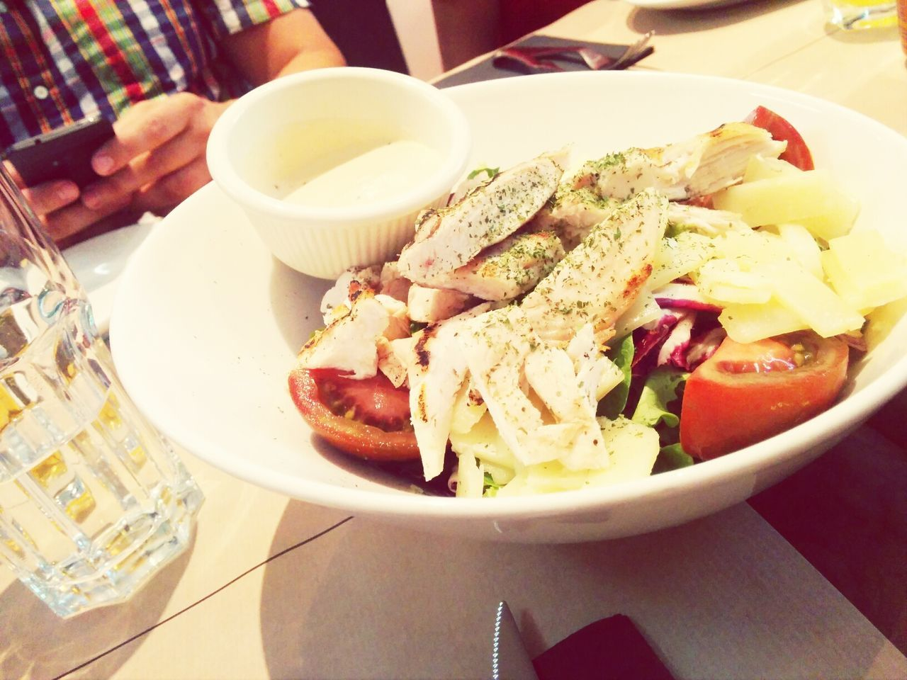 food and drink, food, table, ready-to-eat, plate, freshness, indoors, bowl, salad, serving size, no people, healthy eating, close-up, day