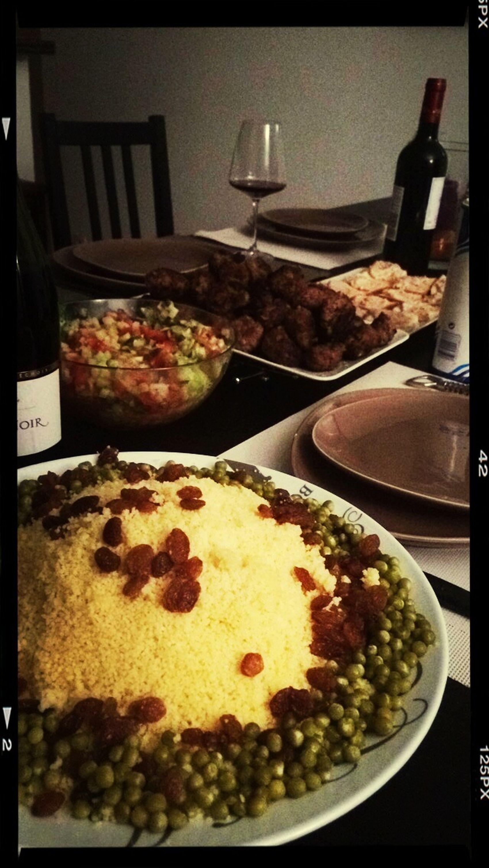 Pessah Mimouna Friends Dinner
