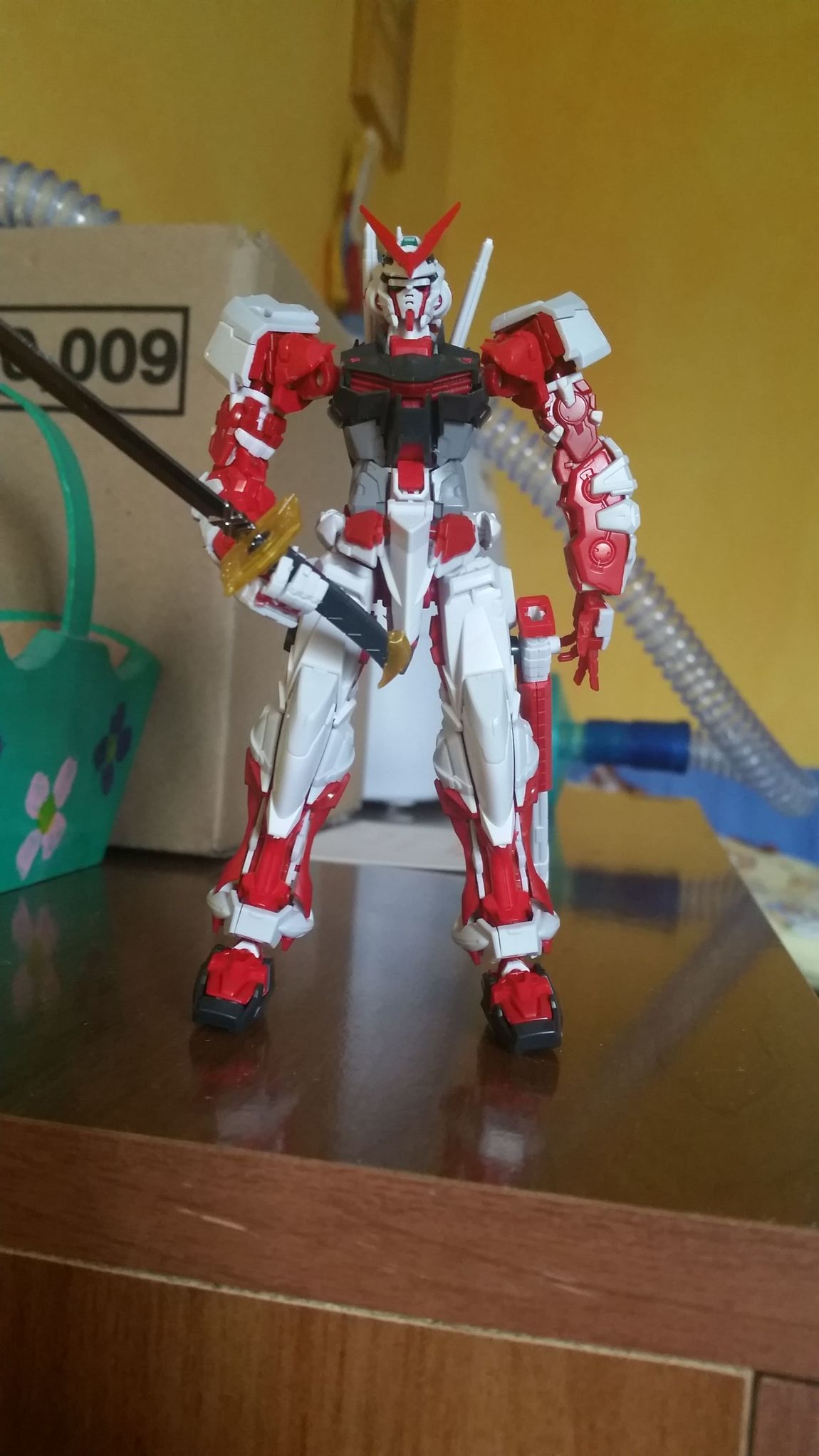 Gundamcollection AstrayRedFrame 1:144 My Hobby Action Figures