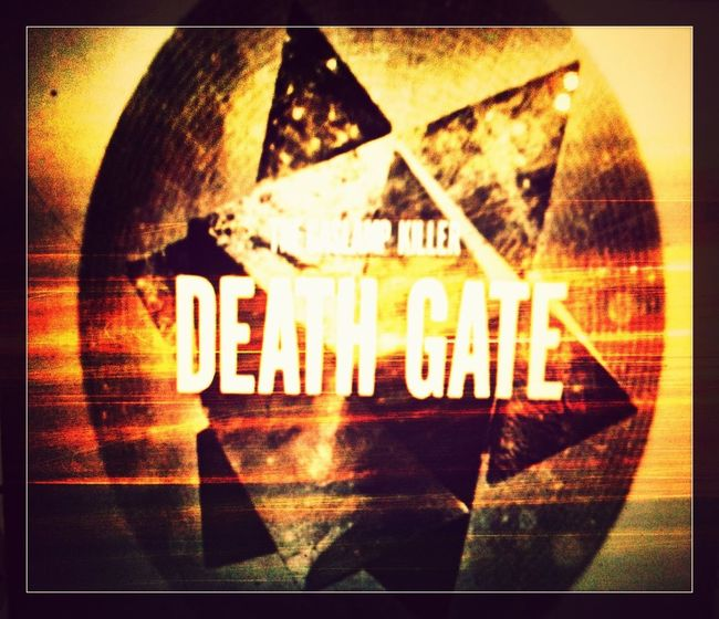 Listening To Music Gaslamp Killer Cover Death Gate