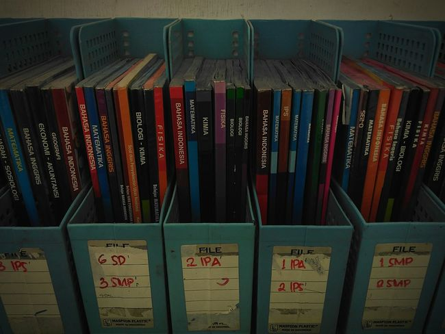 Mini library at my office. Happy reading :)Officeview Library Books ♥ First Eyeem Photo
