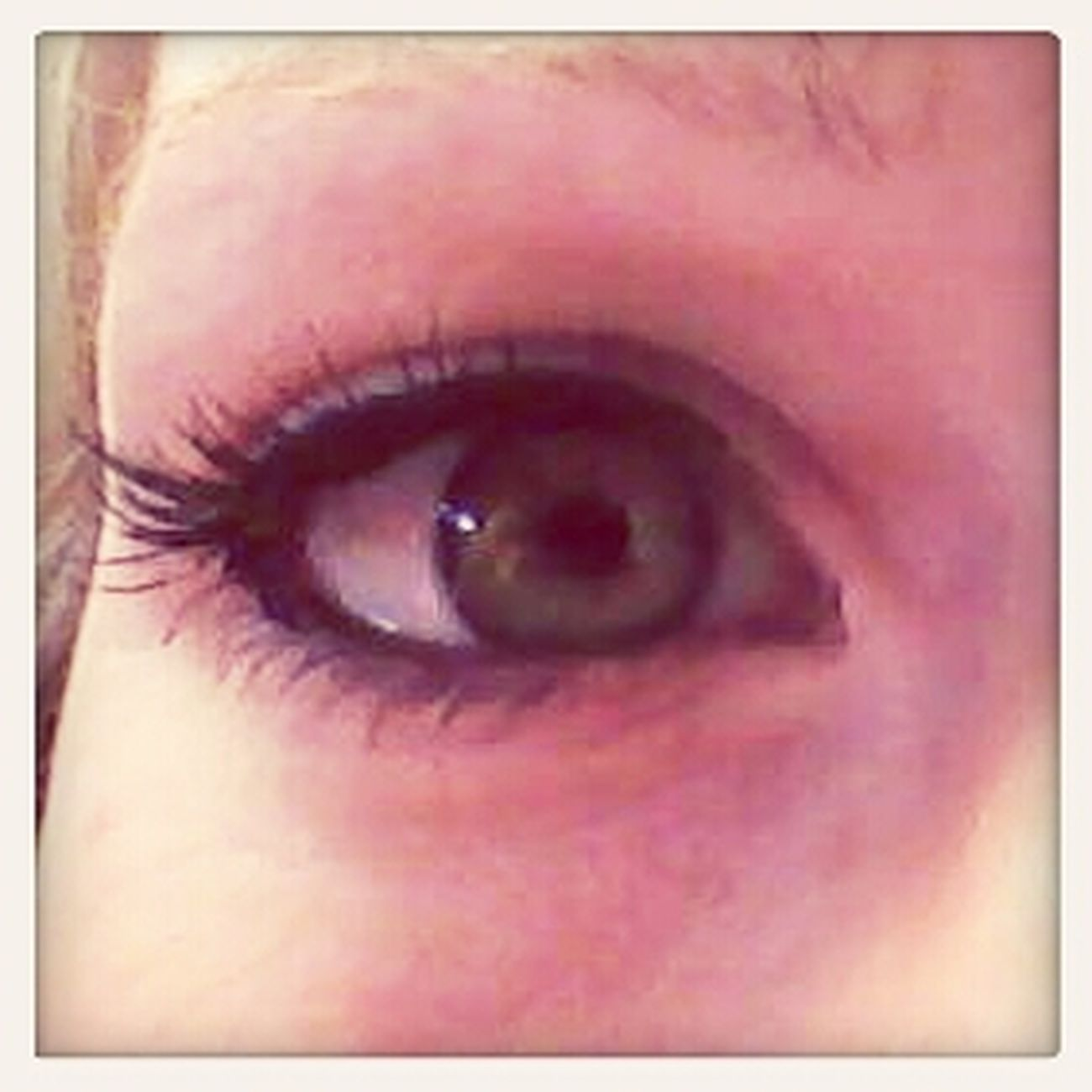 Perfect new eyelashes :-)