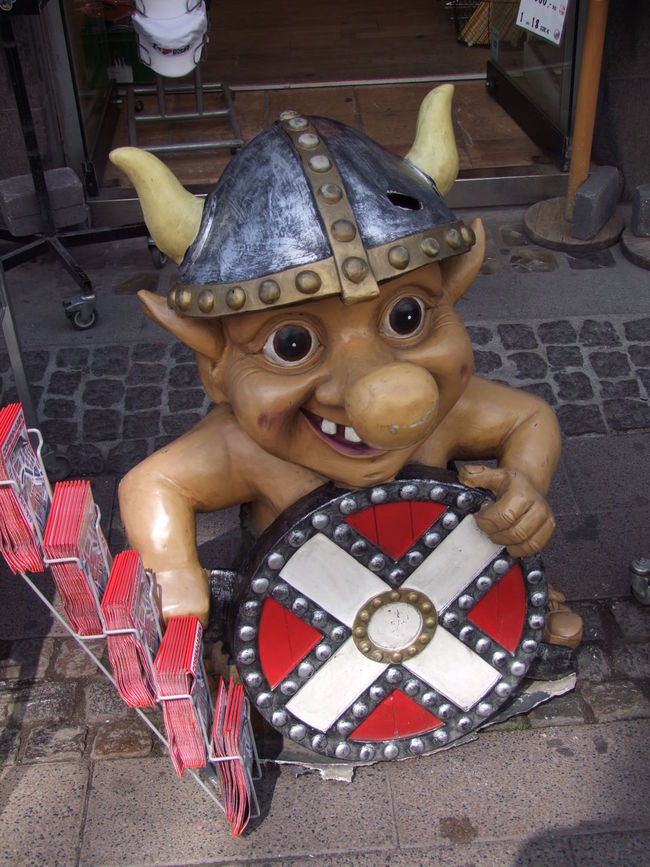 Viking Macot Art Capital City Close-up Composition Copenhagen Cute Denmark Full Frame Fun Mascot Outdoor Photography Portrait Smiling Souvenier Sunlight And Shade Tourism Tourist Attraction  Tourist Destination Toy Toys Unusual Viking