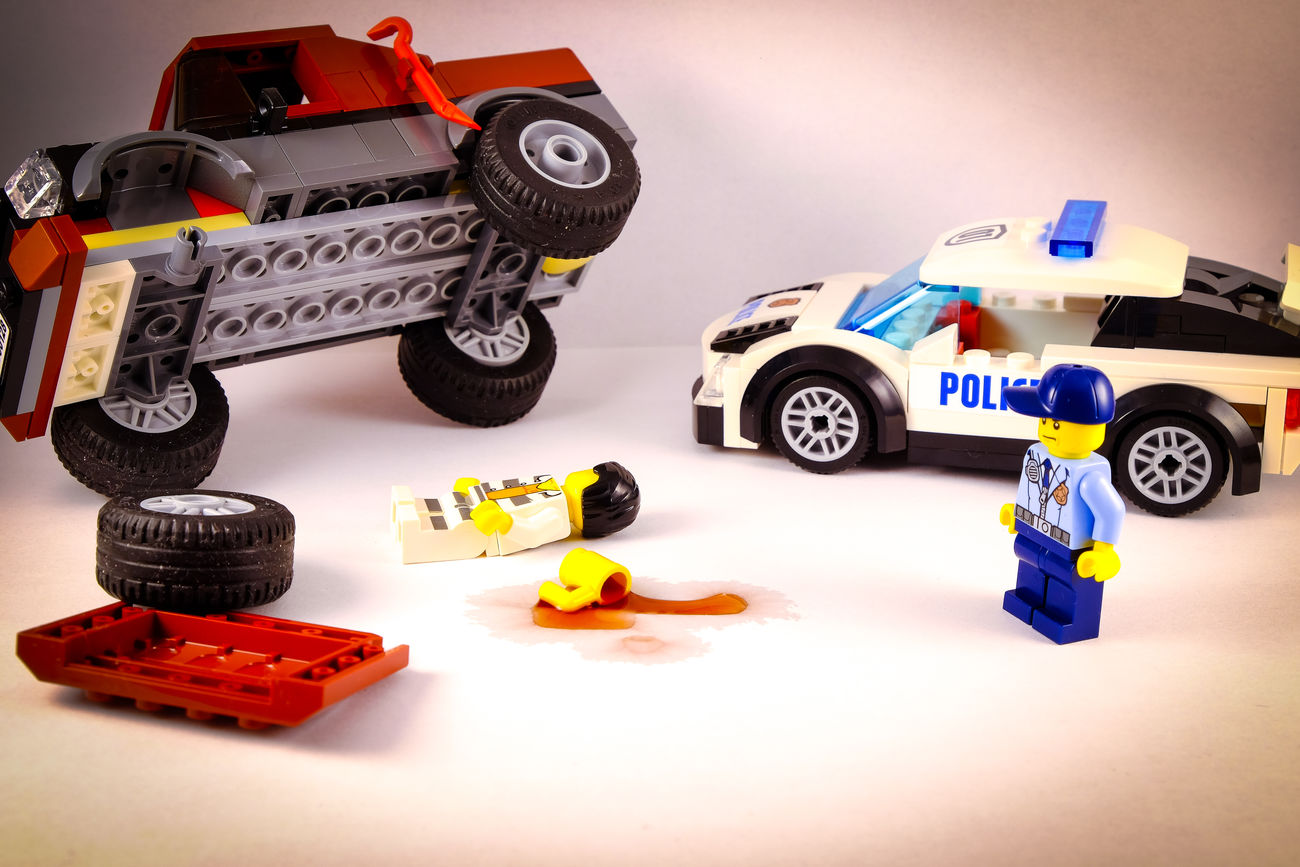 Don't drink and drive Accident Brick Car Day Died Don't Drink And Drive Drink And Drive Drink Or Drive Drive Drunk LEGO Legophotography Lightbox No People Police Police Car Technology Toyphotography Wine Wine Moments EyeEmNewHere