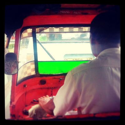 Transportasi Jakarta Instaplaceapp Instagram BitzArt