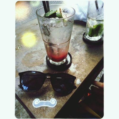 Strawberry Mojito Relaxing